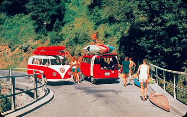 3 Reasons You've Always Wanted a VW Camper Van