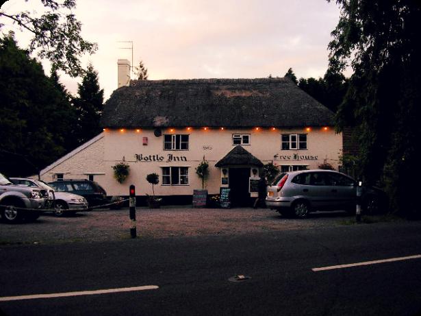 Best British pubs: The Bottle Inn, Dorset
