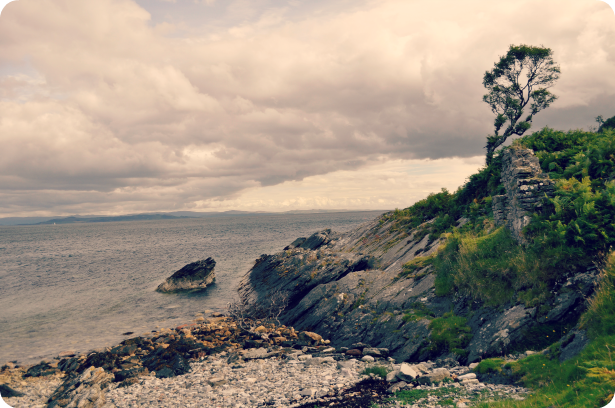 Isle of Arran, Scotland - Caravan Camping