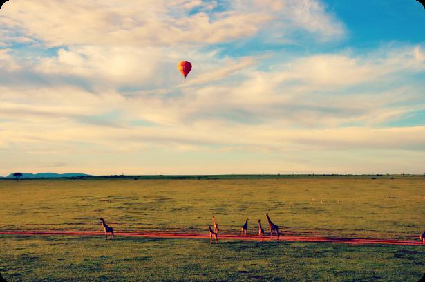 Maasai Mara, Kenya - Caravan Finance & Camping