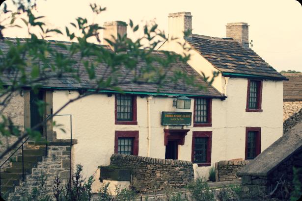Best British pubs: the Three Stags' Heads, Derbyshire