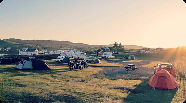 UK Campsites & Caravan Finance