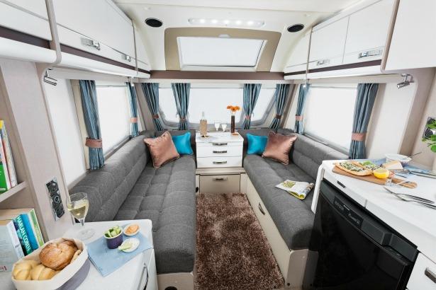Sterling Eccles Sport 442 interior