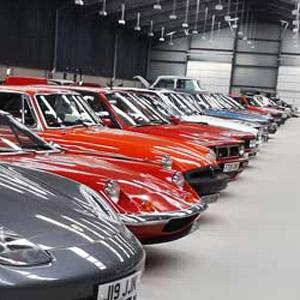 Classic car auction finance