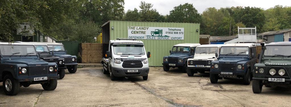 Landy Centre