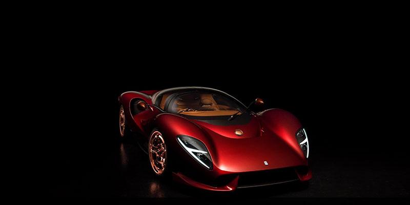 World-debut-De-Tomaso-P72