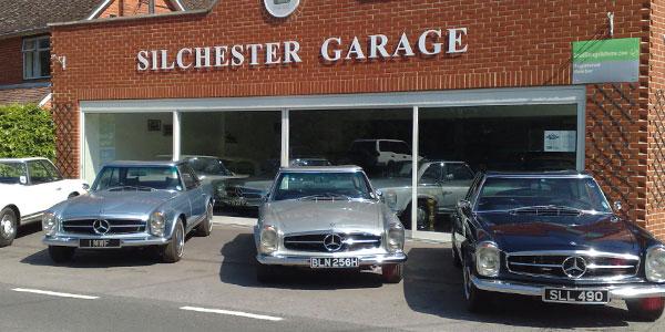 Silchester Garage